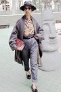 Heather-gray-oversized-kenzo-coat-heather-gray-from-the-uk-hat-mustard-flora