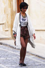 Beige-stella-mccartney-coat-brown-donna-karan-shorts-black-tom-ford-sunglass