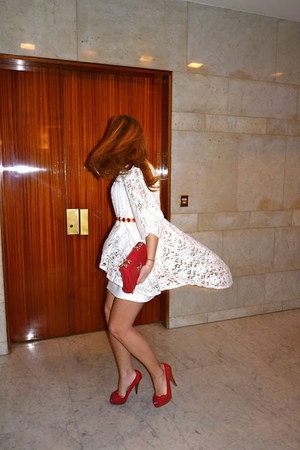 H&M dress - Zara shoes