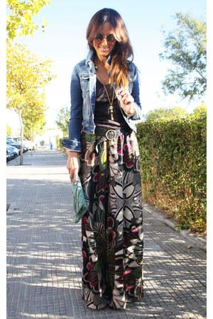 Bershka jeans - NADKA necklace