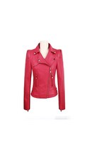 Barbie Deuce Leather Jacket