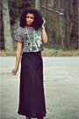 Urban-outfitters-skirt-forever-21-shirt-shoe-land-heels-lynns-inc-necklace