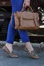 Vj-style-bag-sunglasses-vintage-blouse-matiko-loafers