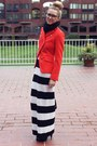 Givency-boots-club-monaco-dress-jcrew-jacket-h-m-glasses