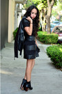 Black-leather-zara-boots-black-leather-choies-dress