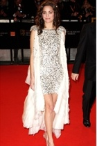 Chanel dress - Jimmy Choo shoes - Chopard accessories
