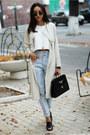 Coat-jeans-bag-sandals-top