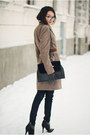 Boots-coat-sweater
