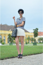 H&M shirt - Marni for H&M shoes - wwwvj-stylecom bag - H&M shorts