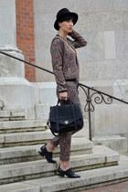 wwwnowistylejp bag - wwwchoiescom shoes - Zara jacket - wwwnowistylejp blouse