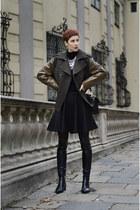 H&M Trend jacket - Zara boots
