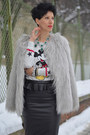 H-m-sweatshirt-zara-boots-lookbook-store-coat-h-m-trend-skirt