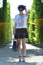 Zara shoes - wwwvj-stylecom bag - wwwoasapcom sunglasses - Zara skirt