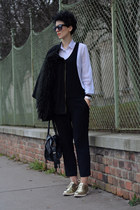 Zara shoes - Zara jacket - wwwoasapcom sunglasses - Zara suit