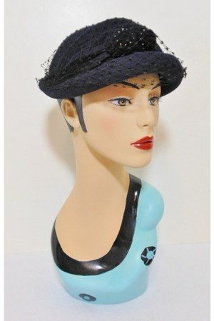 vintage hat BellDora hat