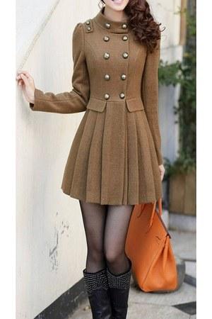 Belle Muse coat