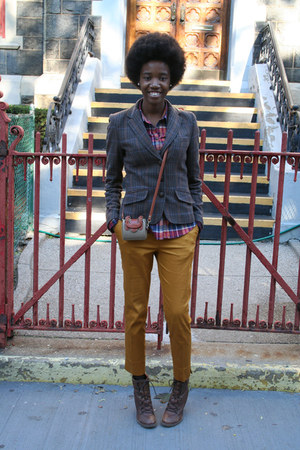 H&M pants - H&M blazer - H&M shirt