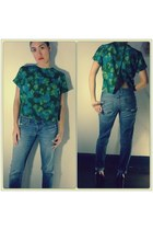 green Jami Original top