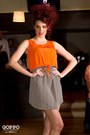 Orange-atmosphere-dress