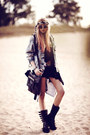 Black-envishoes-boots-sky-blue-jeans-coal-n-terry-jacket