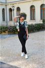 White-zara-shoes-black-clutch-giorgio-armani-bag-tawny-vintage-sunglasses