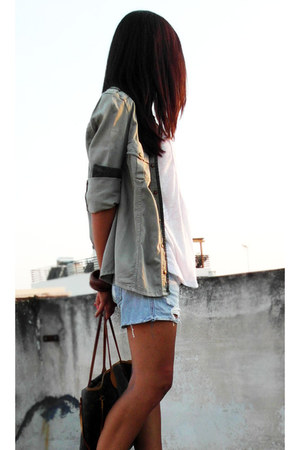Zara shorts - Zara shirt