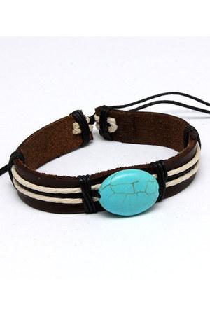 Blue Vanilla bracelet