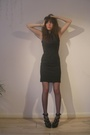 preen dress - All Saints shoes