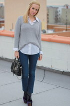 Michael Kors sweater - Jessica Simpson shoes