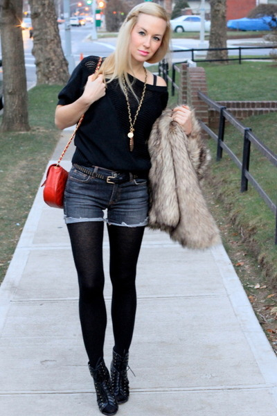 Seven shorts - Michael Kors vest