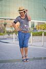 Stradivarius-pants-forever21-shirt-newlook-belt-newlook-hat-newlook-shoe