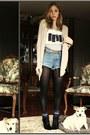 Blue-levis-shorts