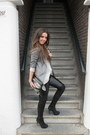Black-topshop-boots-silver-topshop-blazer-beige-topshop-top-black-topshop-