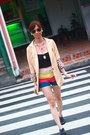 Moschino-shoes-greenhills-blazer-pill-clothing-shorts