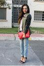 Sky-blue-levis-jeans-black-pull-bear-jacket-light-pink-h-m-shirt