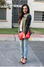 Sky-blue-levis-jeans-black-pull-bear-jacket-light-pink-h-m-shirt