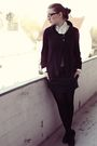 Black-cassani-cardigan-black-tally-weijl-skirt-white-esprit-blouse-black-h