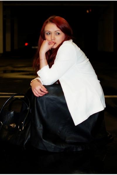 black H&M Trend skirt