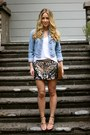 Gold-sequin-all-saints-skirt