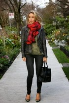 black black Anine Bing jeans