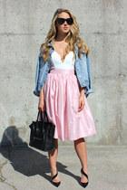 bubble gum PartySkirts skirt