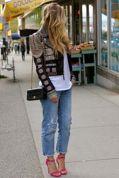 Black-studded-bcbg-jacket