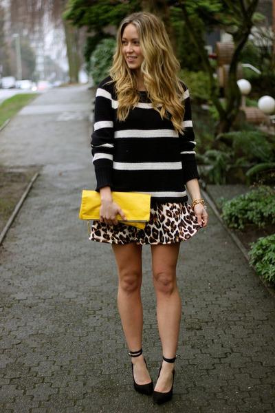 gold clutch Clare Vivier bag