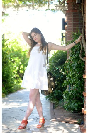 white cynthia rowley dress