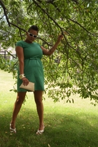 Target dress - Candies  Kohls sunglasses - ModClothcom bracelet - vintage amore
