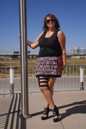black bandage legging minxshop on etsy accessories
