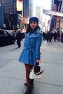 Blue-zara-coat