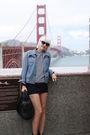 Blue-vintage-jacket-white-vintage-top-black-urban-outfitters-skirt-blue-fo