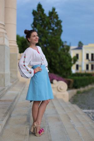 Romanian Label blouse