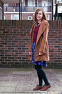 Brown-topshop-shoes-light-brown-modcloth-coat-maroon-zara-sweater